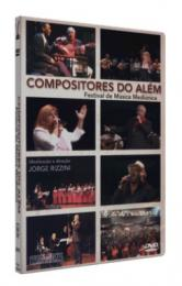 DVD COMPOSITORES DO ALÉM