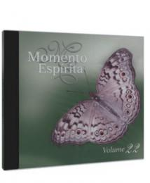 CD - MOMENTO ESPÍRITA VOL. 22