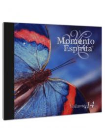 CD - MOMENTO ESPÍRITA VOL. 14