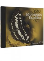 CD - MOMENTO ESPIRITA - VOL. 20
